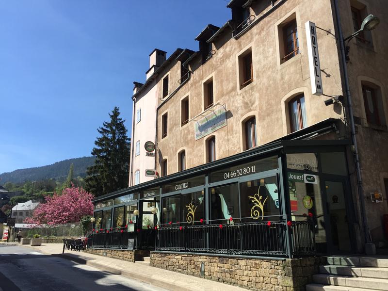 Hotel Restaurant A L Esperou